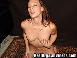 Housewife Has as Orgasm on the Sybian