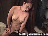 Asian Kimmi's Screaming Orgasm