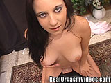 Sexy Sierra Cums On The Sybian